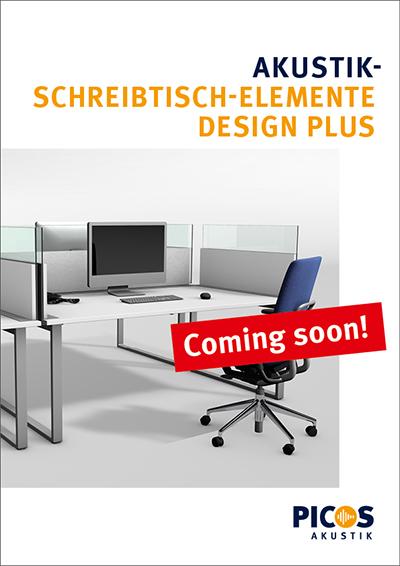 PICOS AKUSTIK Schreibtisch-Elemente Design plus