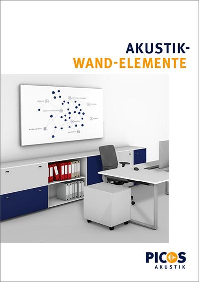 PICOS AKUSTIK Wand-Elemente 1